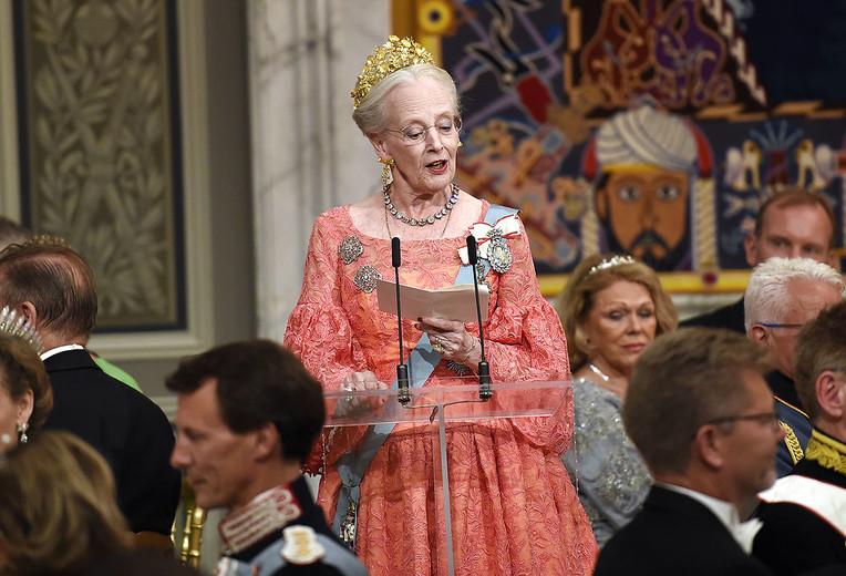 Kronprinsen 50 år: Gallataffel på Christiansborg Slot, Kronprinsen