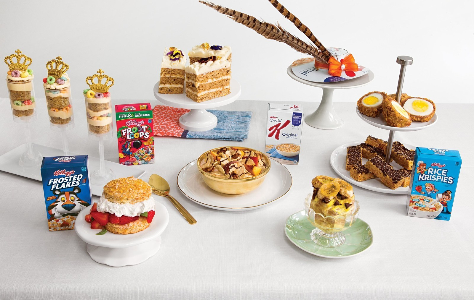 Kellogg Canada Inc--Dine Like a Duchess- Kellogg-s- Creates One-