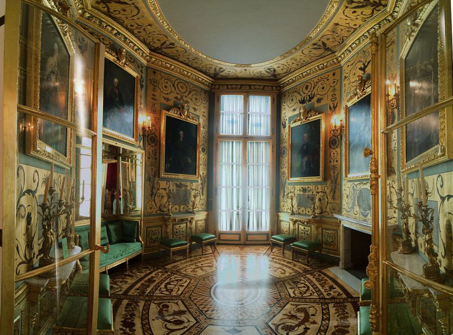 Marie walewska 5 me partie noblesse royaut s - Salon de the palais royal ...