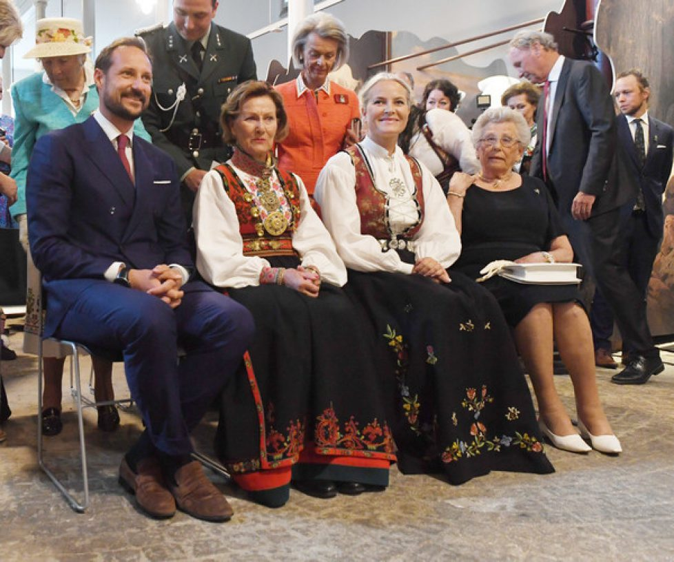 Norwegian+Royals+Attend+Tradition+Inspiration+3ZGWJ4D5M_cl
