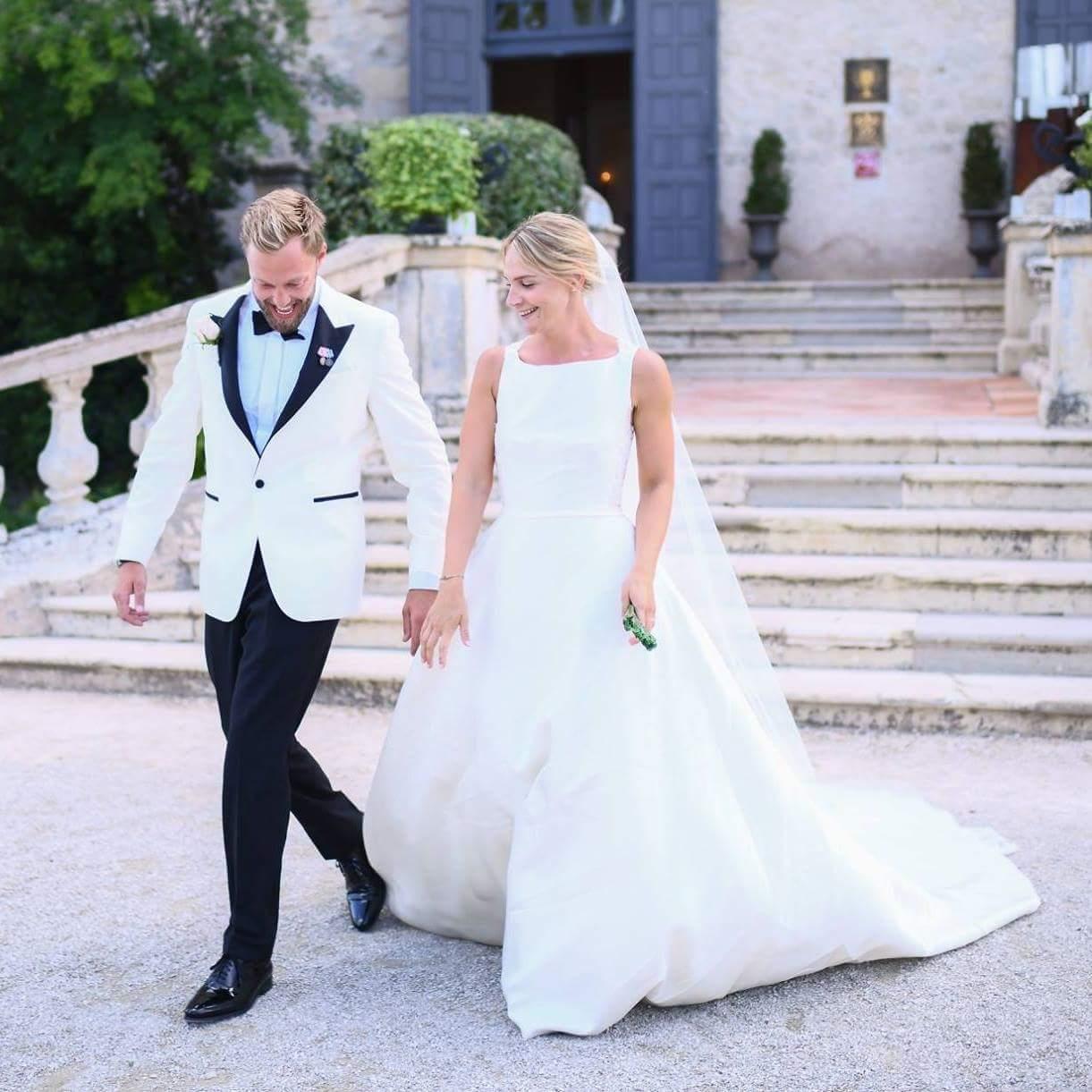 Mariage Du Prince Joseph De Bourbon-parme
