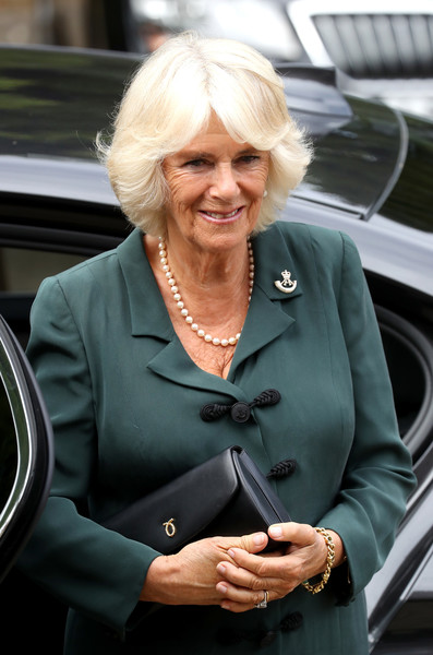 Duchess+Cornwall+Visits+4th+Battalion+Rifles+xZc-b5dst68l