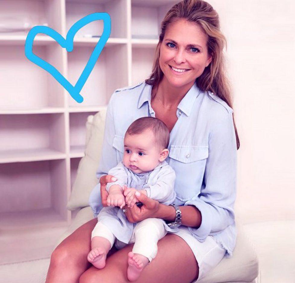 Princess-Madeleine-with-Princess-Adrienne