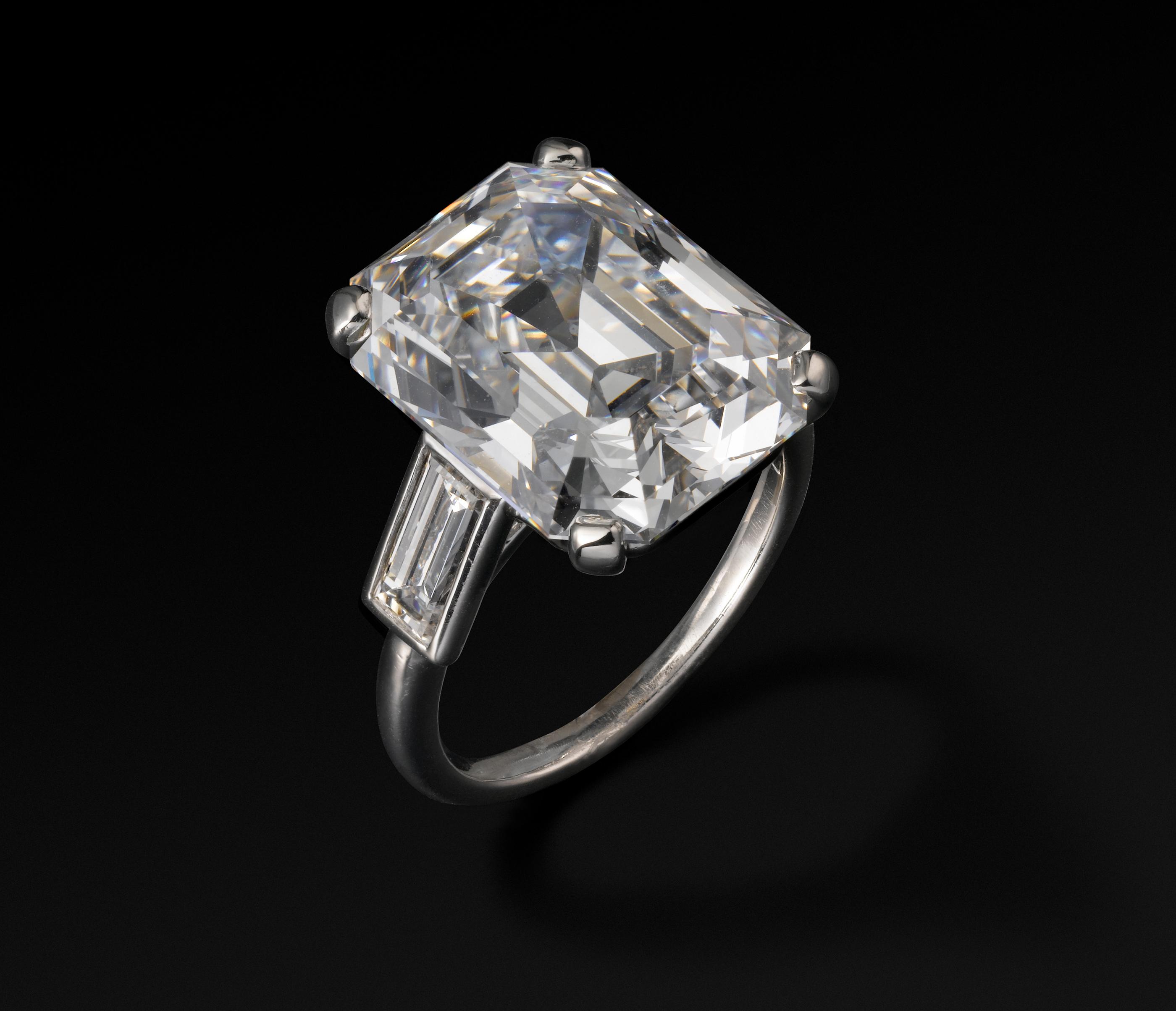 bague diamant poire cartier