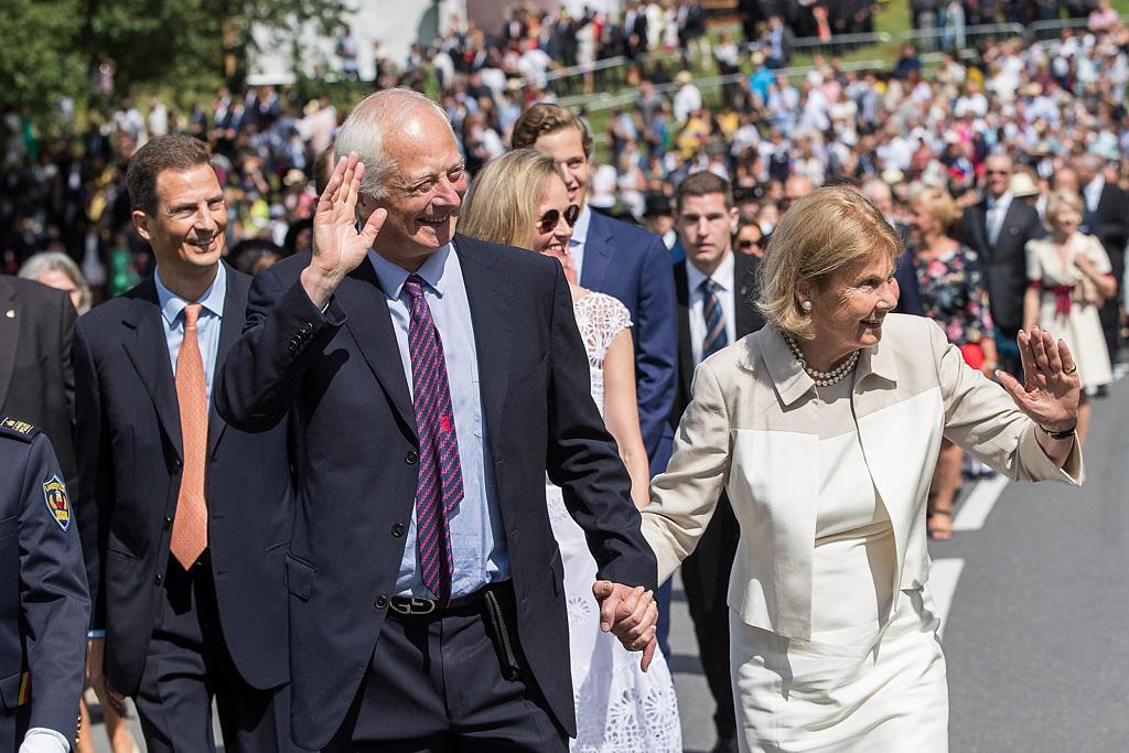Staatsfeiertag 2018 in Vaduz