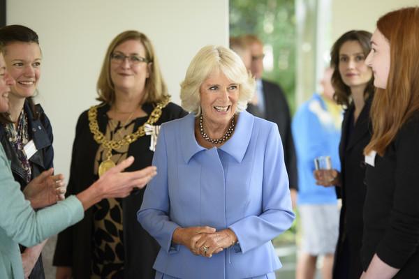 Duchess+Rothesay+Visits+Maggie+Glasgow+Gartnavel+HmldArxUbcil