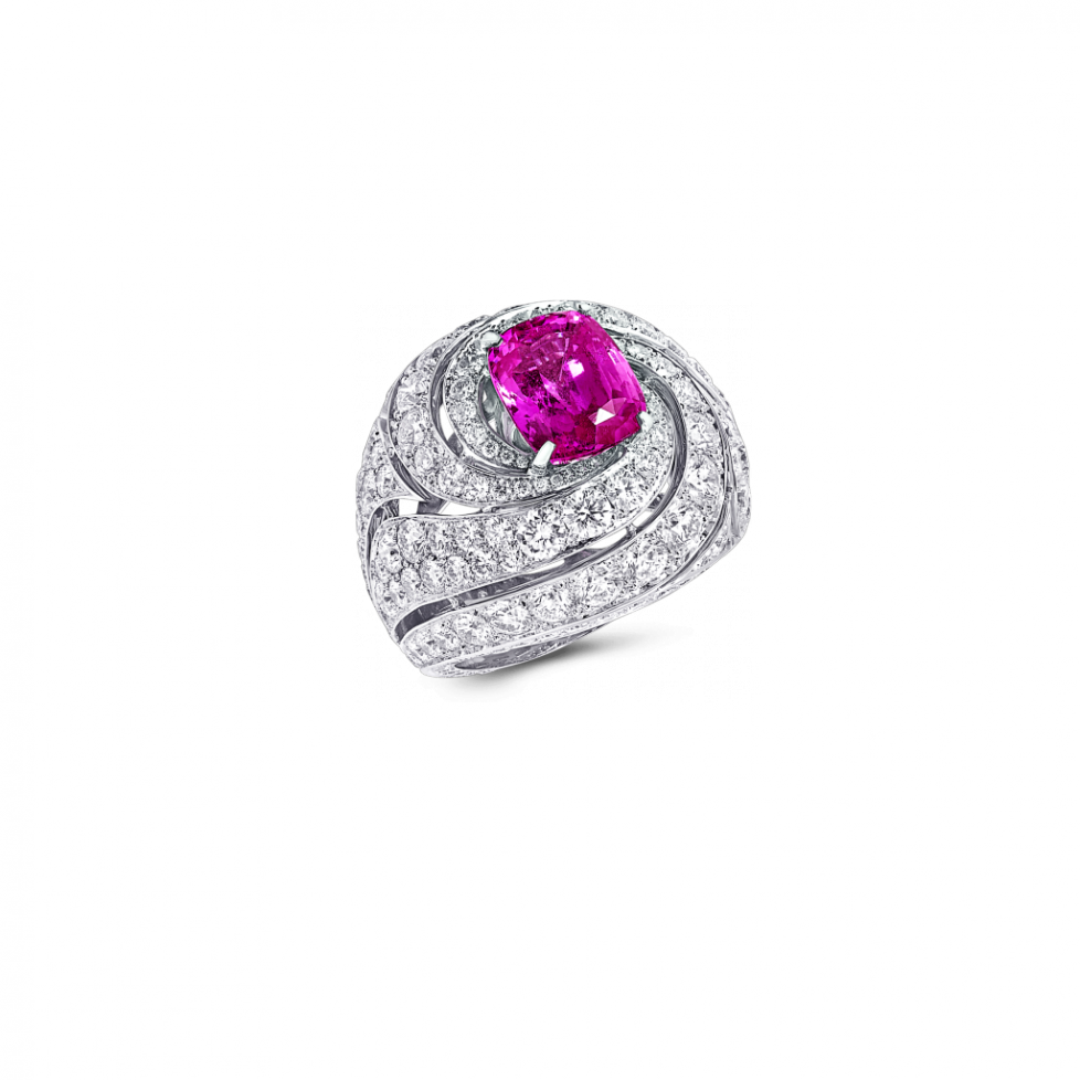 Graff-Swirl-Ring-with-pink-sapphire-RGR498-side-1