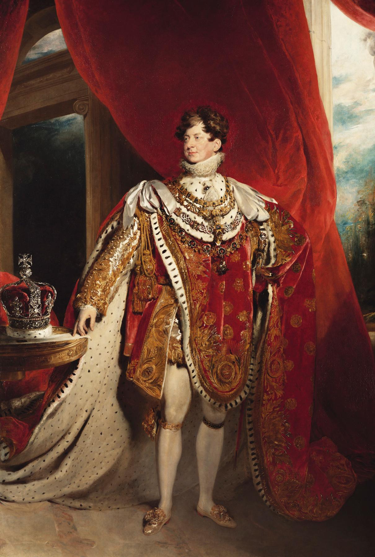 George IV 405918
