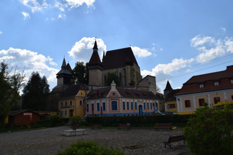biertan Roumanie église-fortifiée1 - Copie - Copie