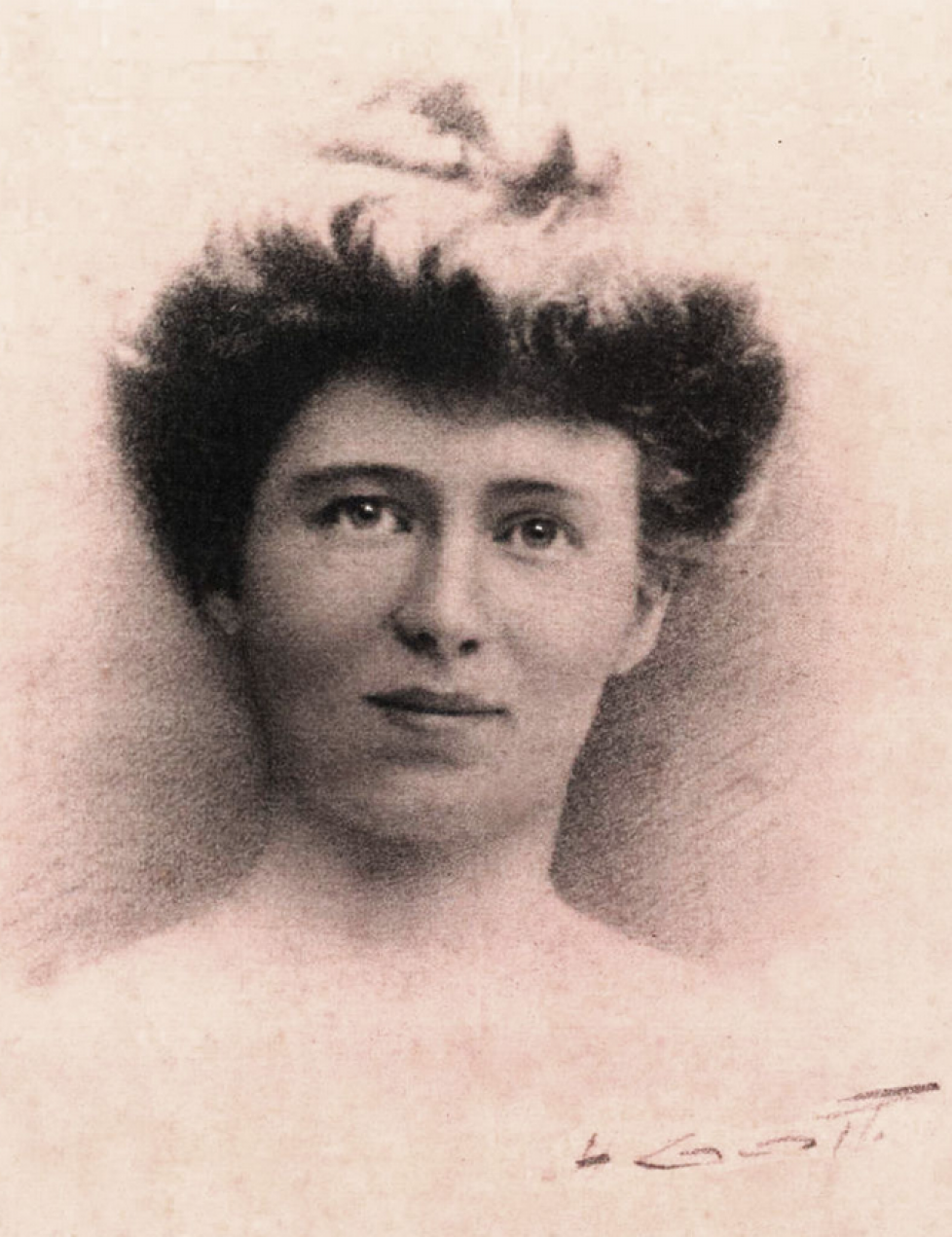 Louise de Bettignies (1880-1918)