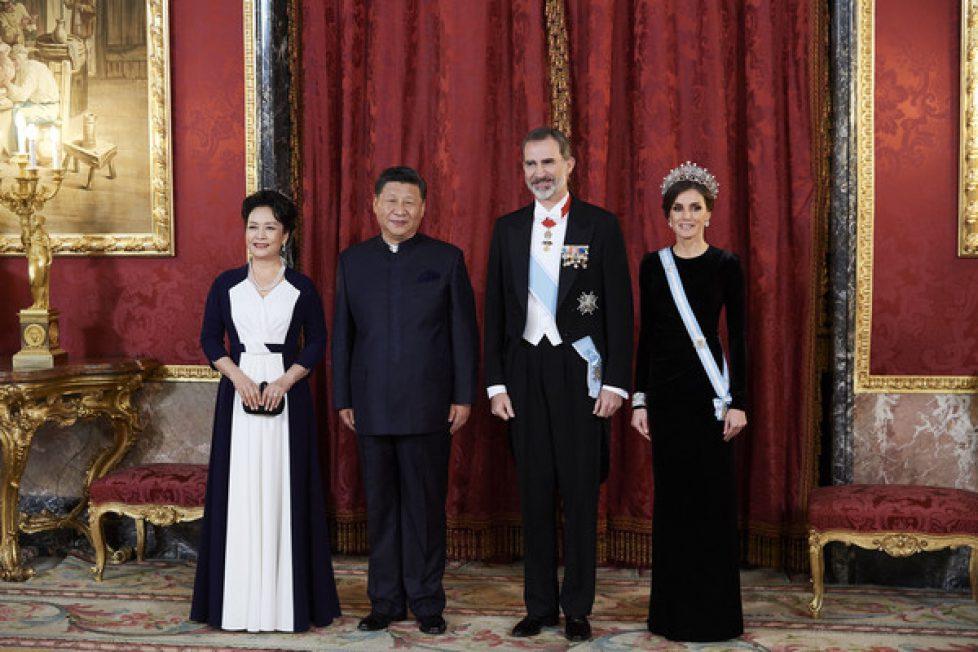 Spanish+Royals+Host+Dinner+Gala+Chinese+President+i4tt-JCPSoul