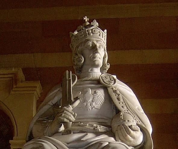 1° - Rodolphe de Habsbourg