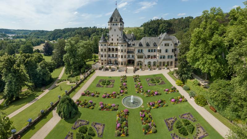 1647_garden_party_28_06_2018 - Garden Party  - Colmar-Berg - Château de Berg - 28/06/2018 - photo - claude piscitelli