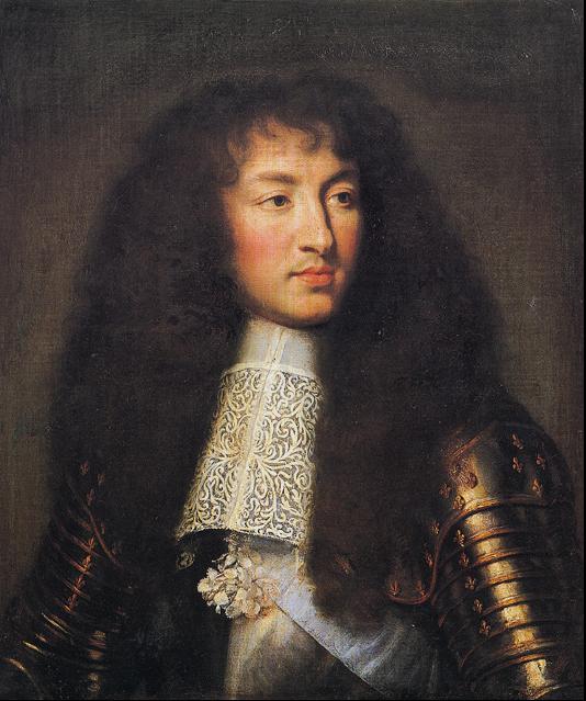 21°- Louis XIV par Lebrun