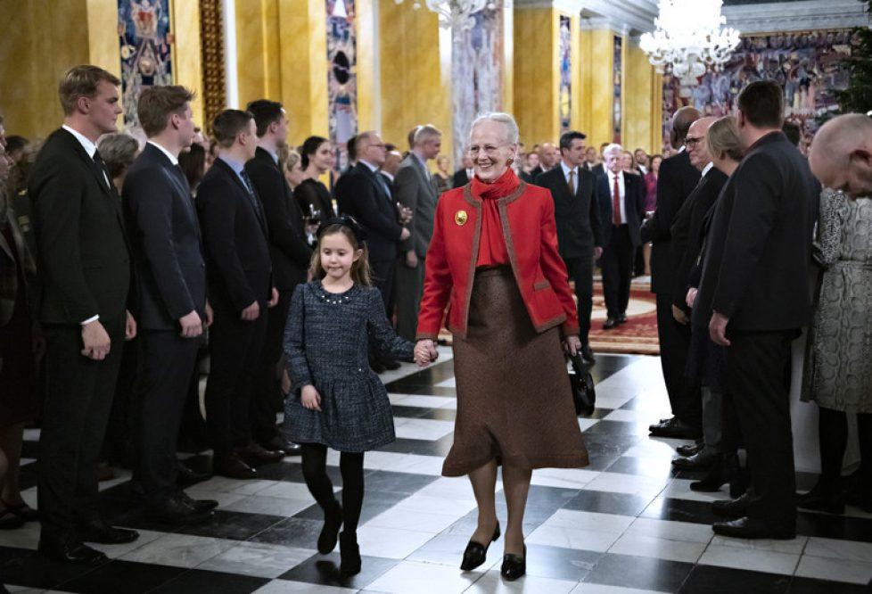 Kronprinsesse Mary besøger Kræftværket