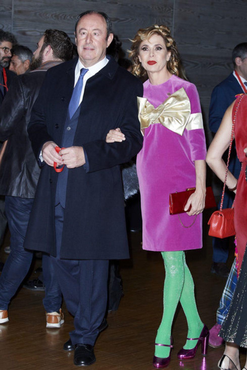 Queen+Letizia+Spain+Attends+National+Fashion+QxHGZhcdtv7l
