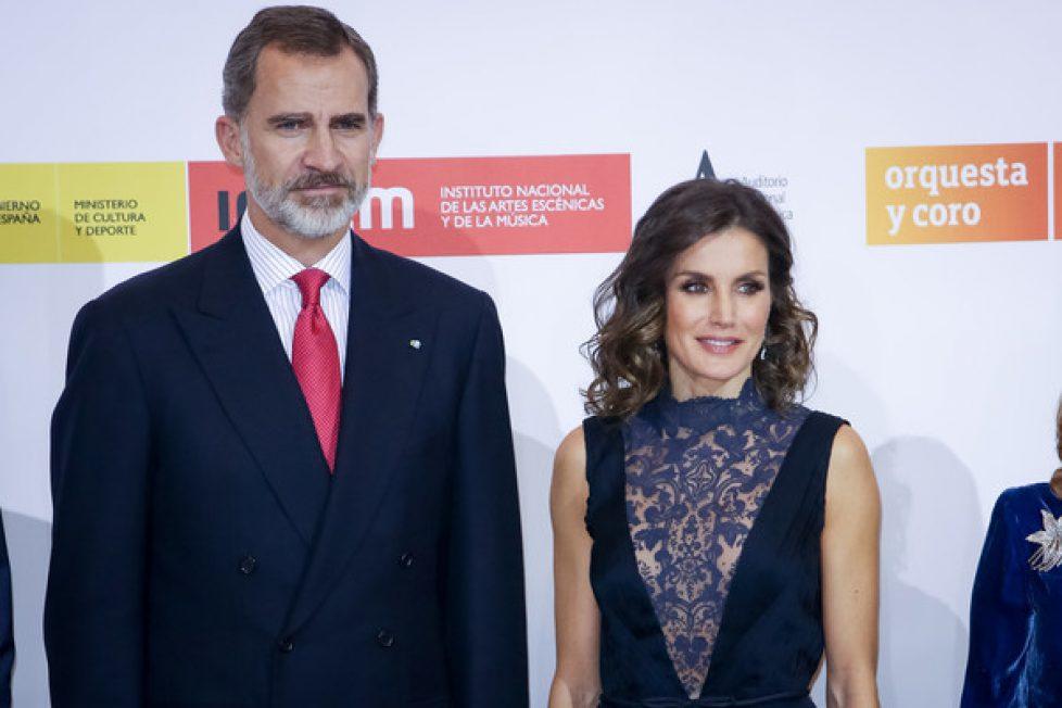 Spanish+Royals+Attend+Concert+Commemorate+OLnaqzRbzaUl