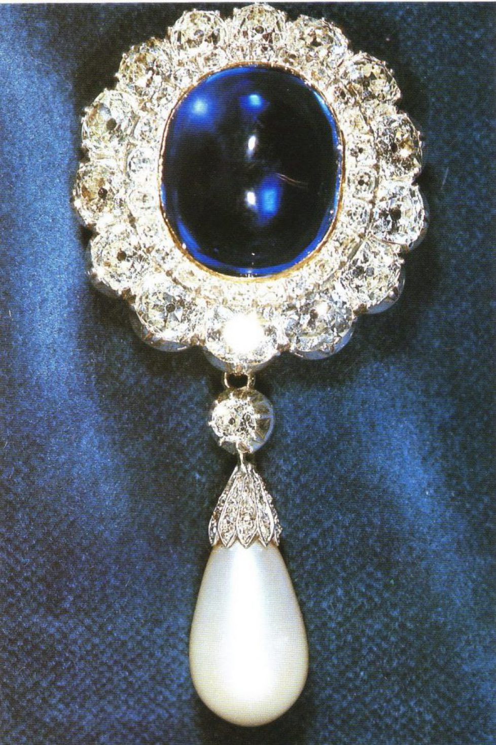 gracie jewellery the empress marie feodorovna of russia's brooch