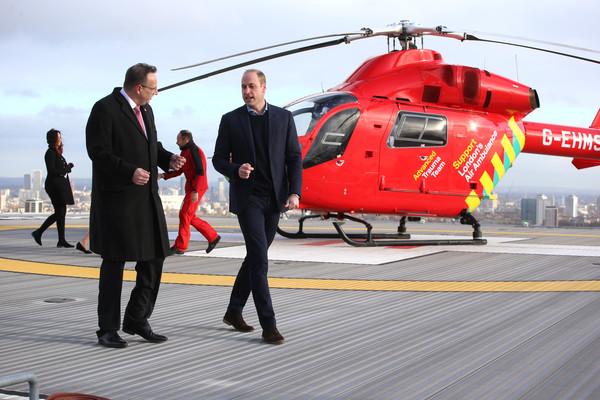 Duke+Cambridge+Visits+London+Air+Ambulance+AeZY_yw-Nftl