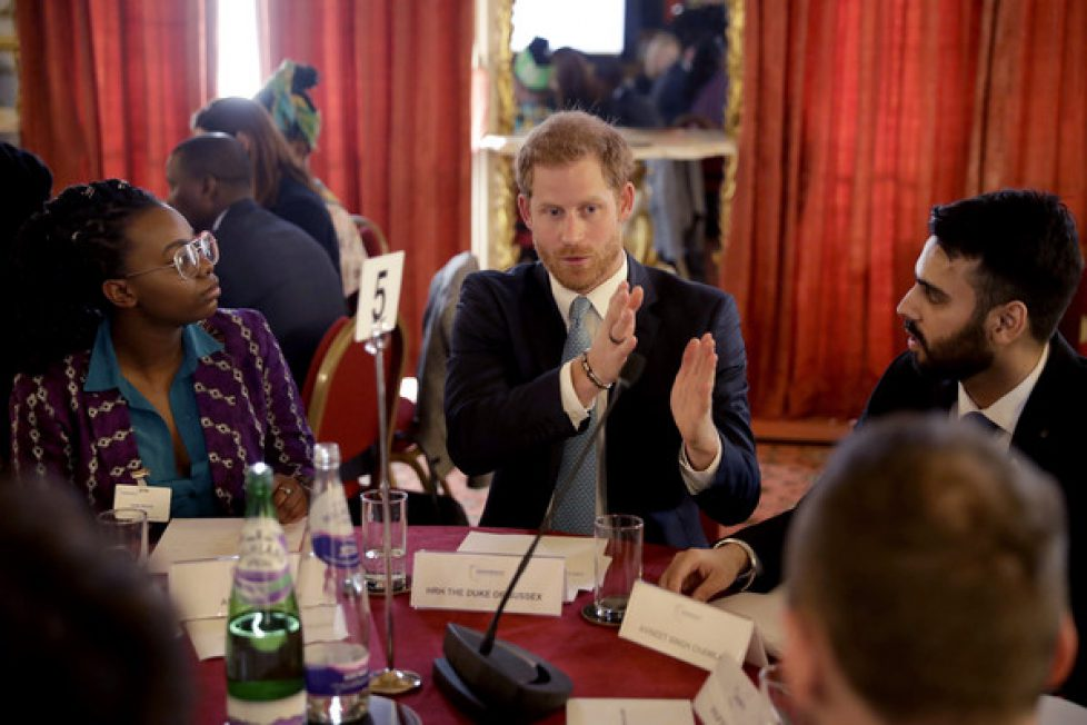Duke+Sussex+Attends+Commonwealth+Youth+Roundtable+f9FVwdNGUx7l