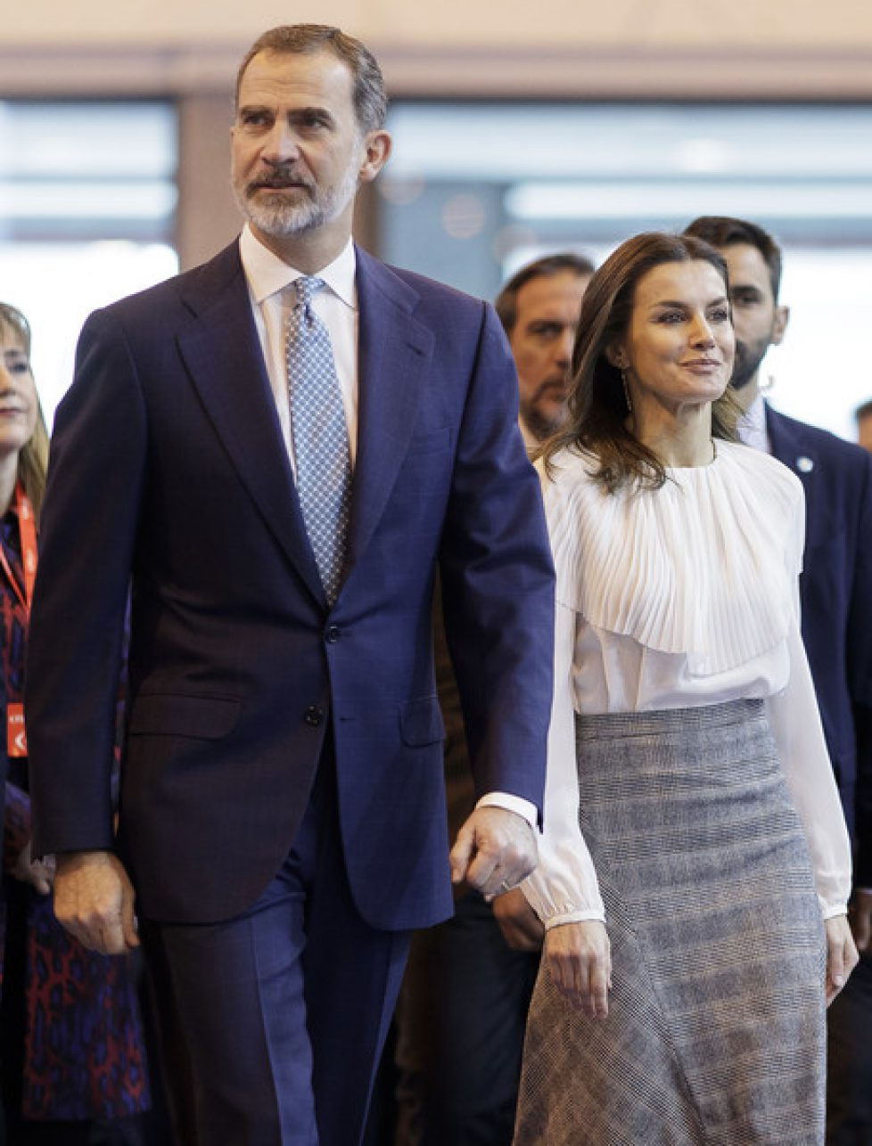 Spanish+Royals+Attend+FITUR+0YpH9iJ29R_l