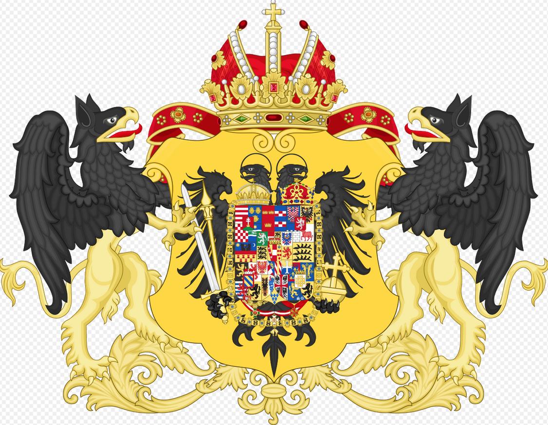 1 - Armes de l'empereur romain germanique