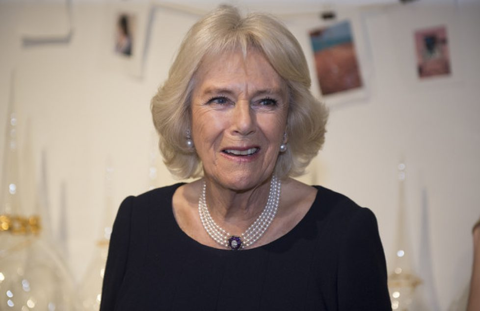 Duchess+Cornwall+Visits+London+Fashion+Week+pe4iIZ1cRujl