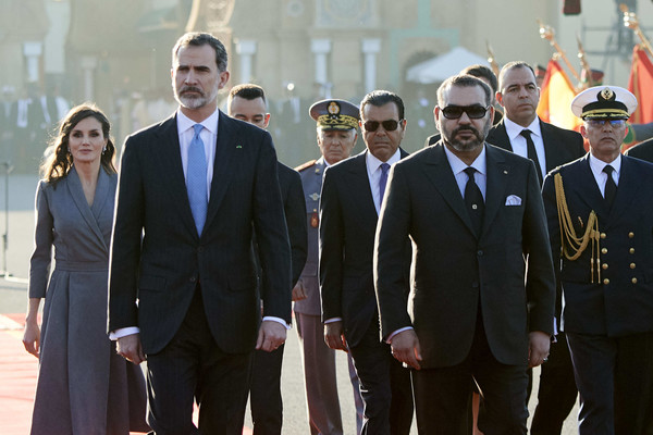 Spanish+Royals+Visit+Morocco+QRaD4UEdkJNl