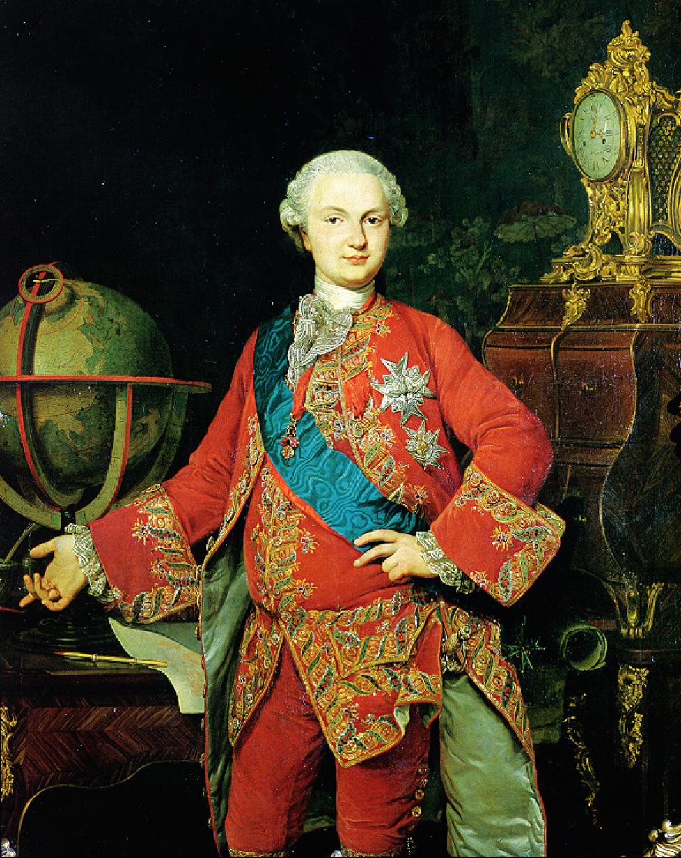 1 - Ferdinand Ier duc de Parme par Ferrari