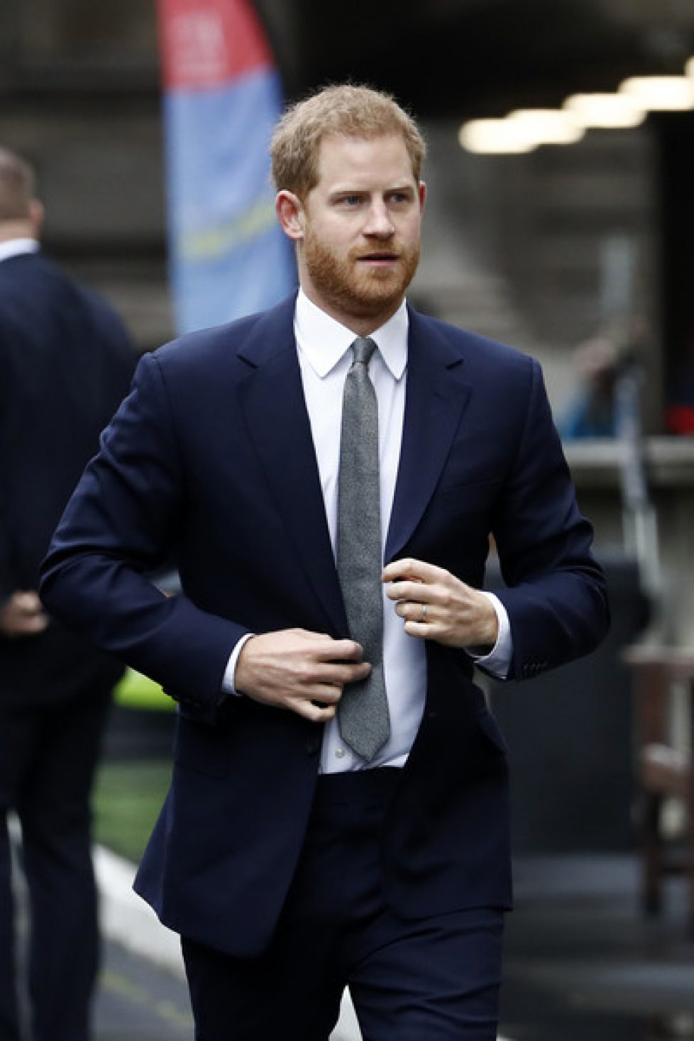 Duke+Sussex+Attends+Veteran+Mental+Health+9beUYceuT15l