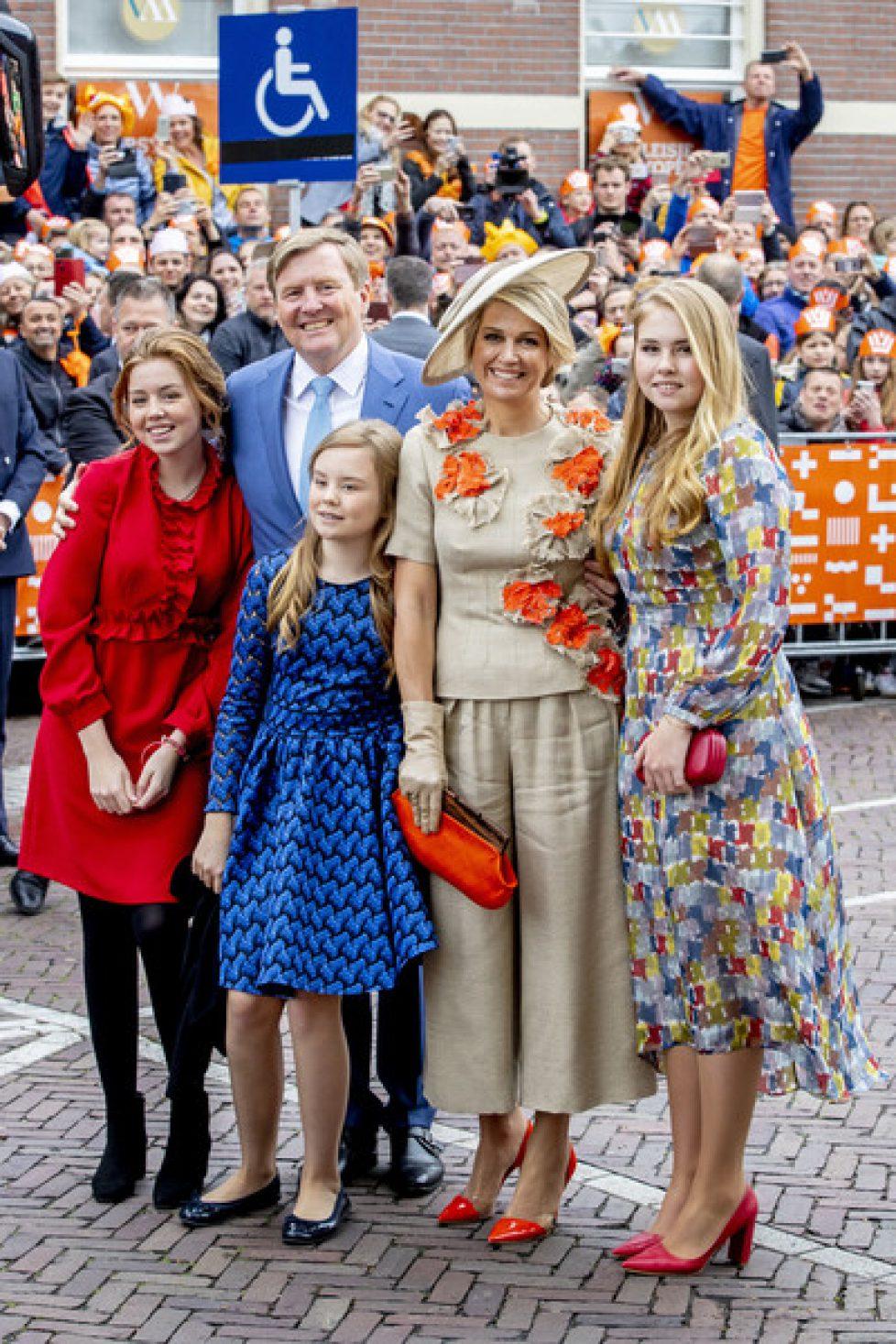 Dutch+Royal+Family+Attend+King+Day+Amersfoort+nXQkV0WGzVdl