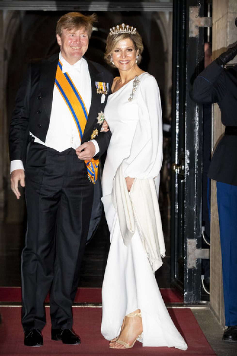 Dutch+Royal+family+Attends+gala+Diner+Corps+PfG2MBRM6Hal