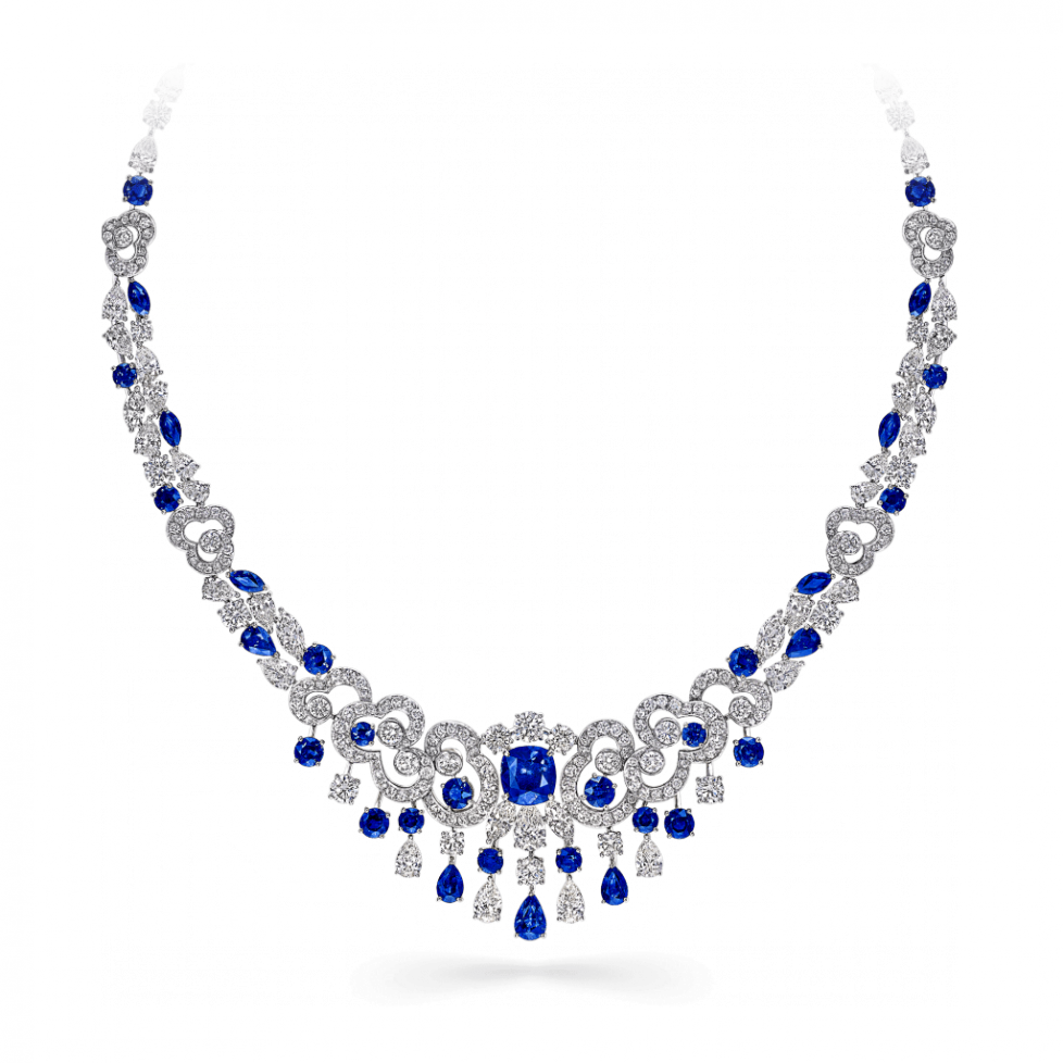Sapphire-and-diamond-Nuage-Collection-necklace-by-Graff-RGN435