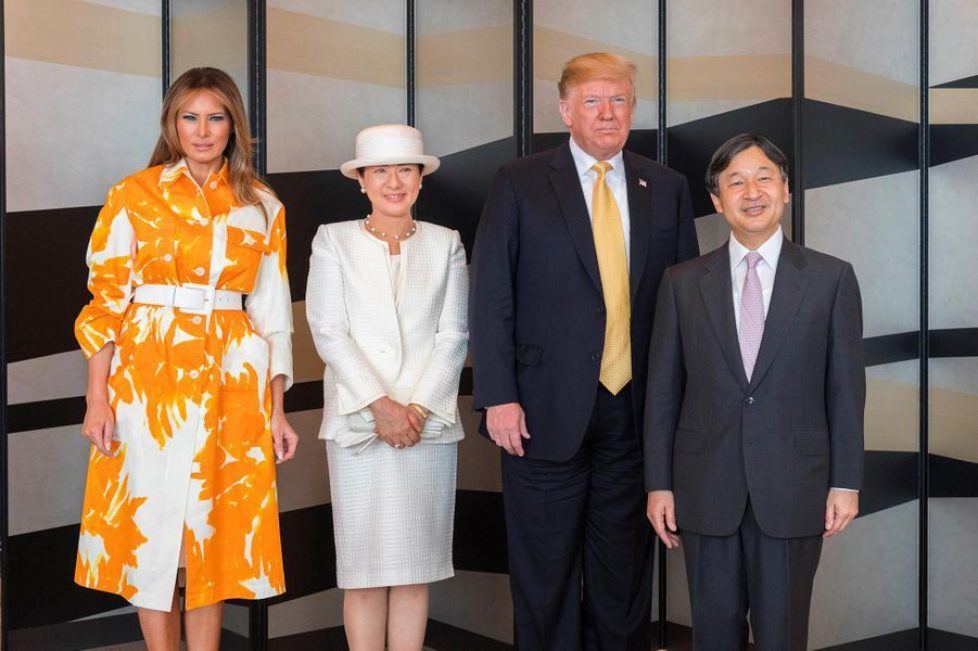 Donald-Trump-Melania-Trump-Japon-13