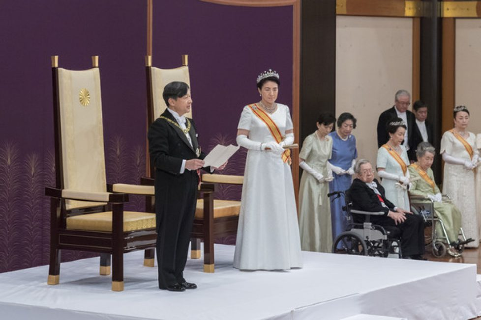 Japan+Emperor+Naruhito+Enthronement+Ceremony+pVwRP3qCdNtl