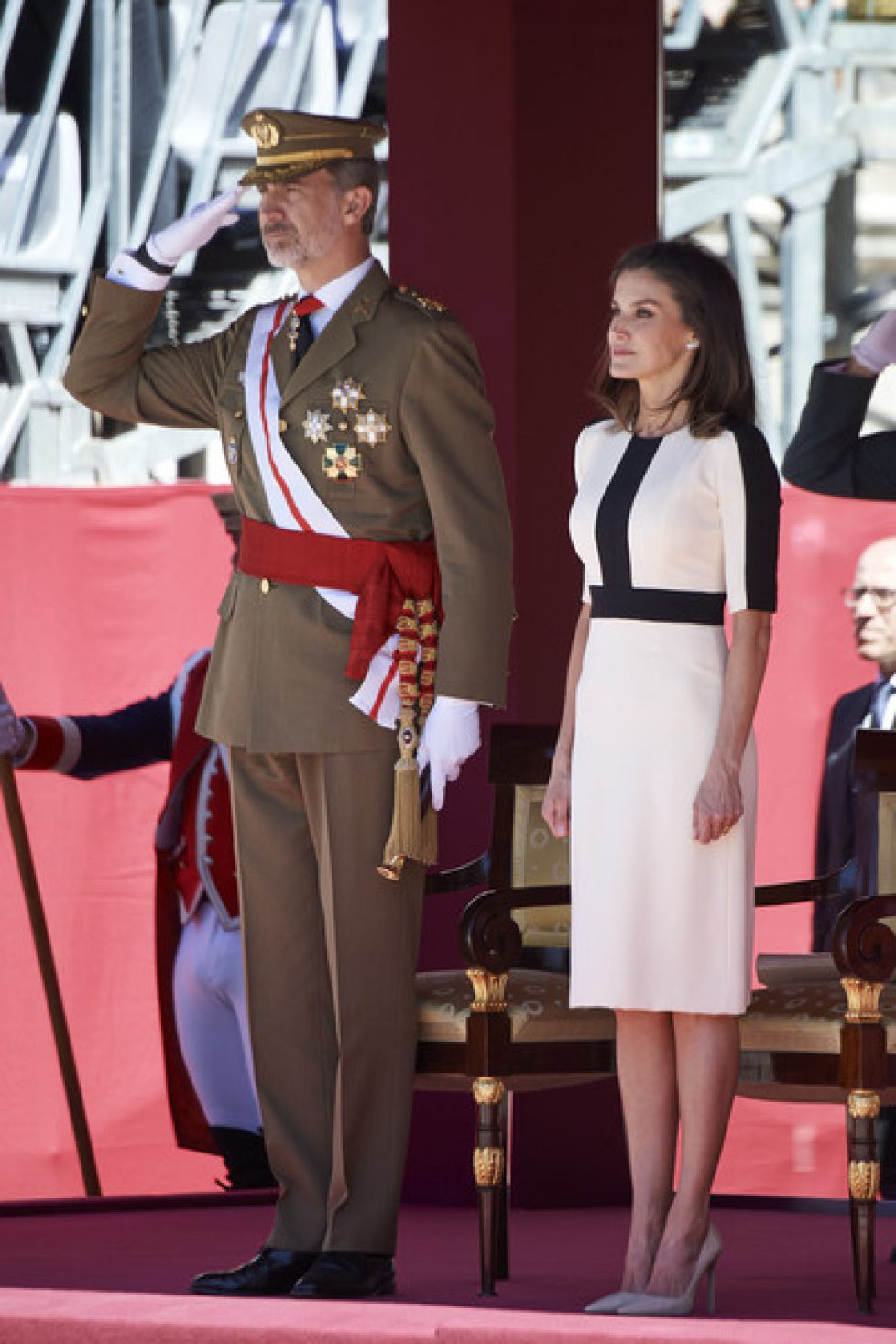 Spanish+Royals+Attend+175th+Anniversary+Civil+sl8BOtYIlwEl