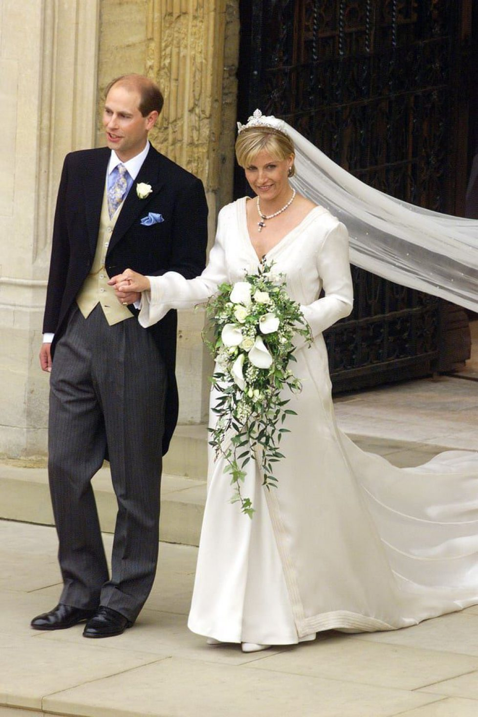 Wedding-Flowers-Sophie-Countess-Wessex