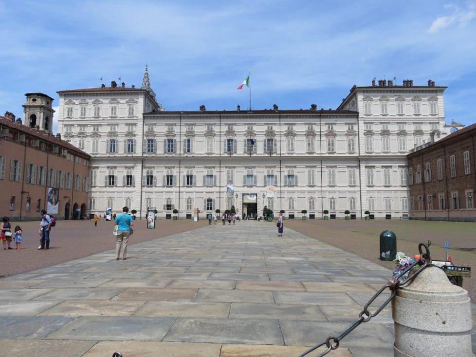 2017 07 17 Turin Palais royal