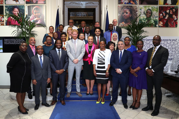 Duke+Sussex+Attends+Commonwealth+Youth+Roundtable+Sn3mC5icKbzl