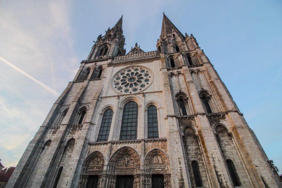 cathedrale de chartresparvis