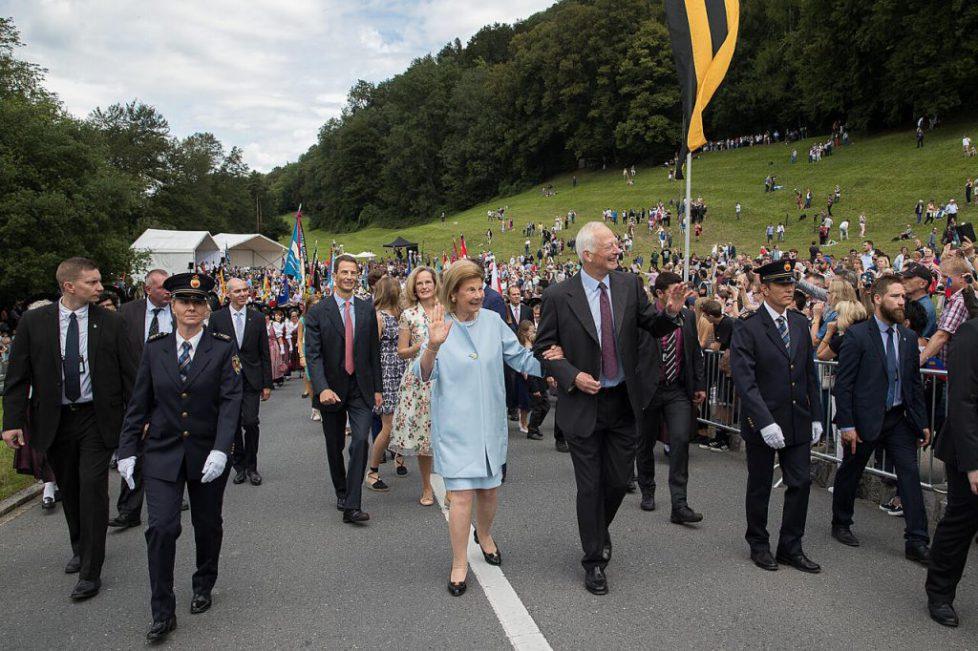 Staatsakt Staatsfeiertag, Vaduz