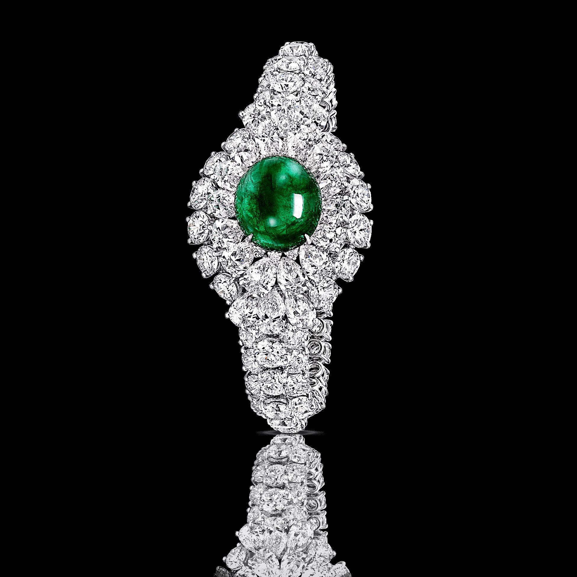 Graff-Emerald-High-Jewels-Emerald-and-diamond-bracelet-GB5794