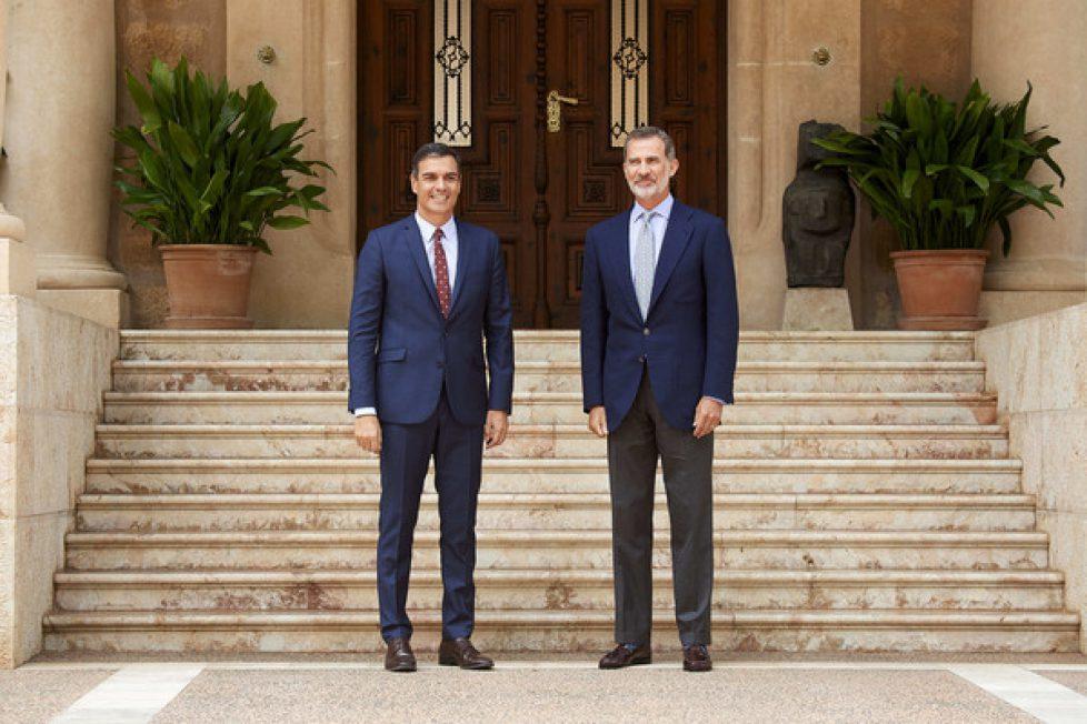 King+Felipe+VI+Spain+Receives+Prime+Minister+IUTNvR4gu3al