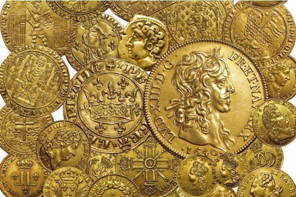 De-rarissimes-monnaies-d-or-royales-aux-encheres-vendredi-a-Bordeaux
