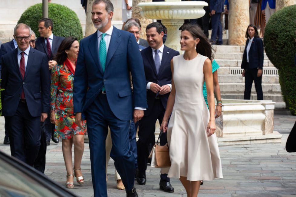 Spanish+Royals+Visit+Seville+500+Years+Commemoration+bigKWhLEqVUl