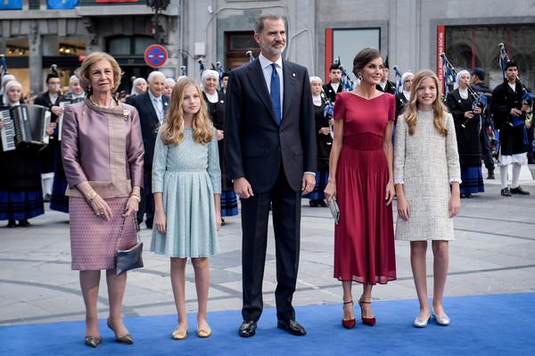 Arrivals+Princess+Asturias+Awards+2019+BLwaOmPVJNHl