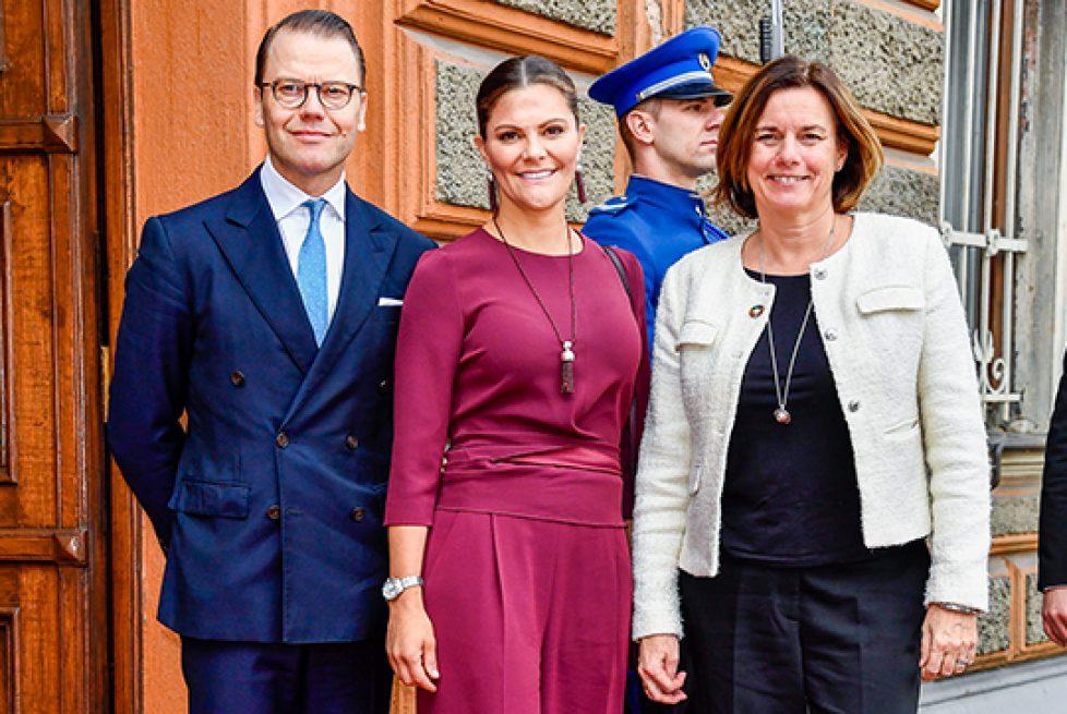 Swedish Crown Princess Couple visit Bosnia and Herzegovina