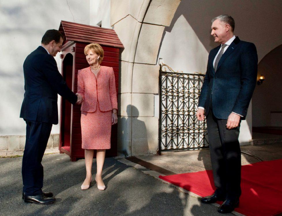 Majestatea-Sa-Margareta-Custodele-Coroanei-Principele-Radu-Ludovic-Orban-prim-ministru-Palatul-Elisabeta-17-decembrie-2019_ANG0144