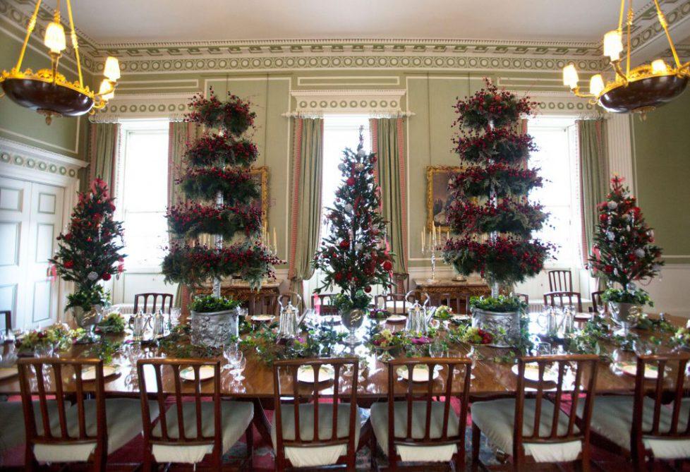 Palace of Holyroodhouse Christmas