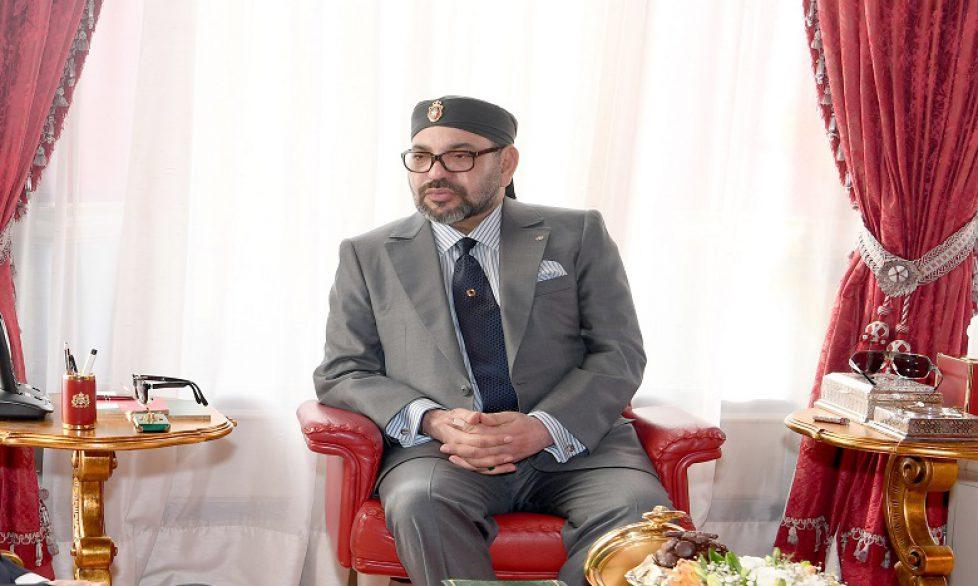 SM le Roi Mohammed VI reçoit Omar Seghrouchni